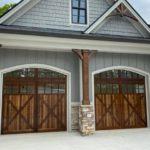C.H.I. Overlay Carriage House Garage Door