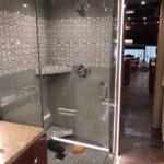 Motor Home Shower