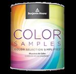Benjamin Moore Color Samples