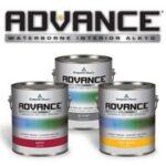 Benjamin Moore Advance Waterborne Alkyd Paint 200