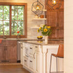 Heart Of The Home Edgewater Kitchen Cabinet View 3