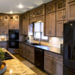Gracious Rebirth Arlington Kitchen Cabinet View2