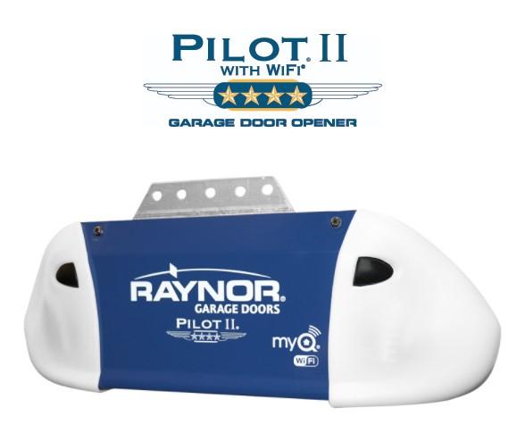Raynor Pilot II with Wifi Residential Garage Door Opener