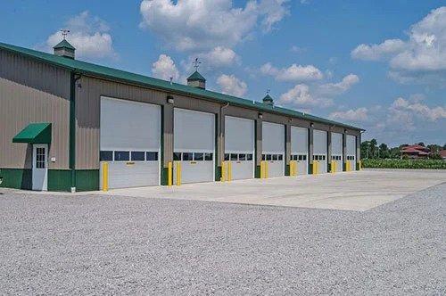 Insulated Sandwich Garage Doors